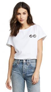 Anya Hinmarch Crystal Eyes T-Shirt