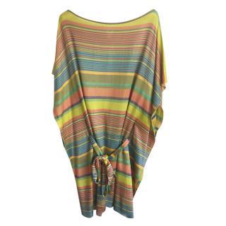 Missoni Striped Oversize knit Dress