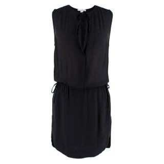 James Perse Mini Dress with Waist tie