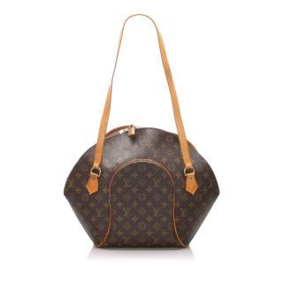 Louis Vuitton Monogram Ellipse Shopper Tote Bag