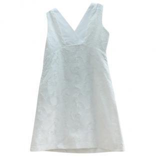 Comptoir des Cotonniers Adiree Ivory Dress
