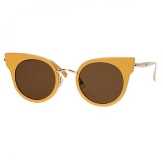Max Mara Ochre MM Idle Sunglasses