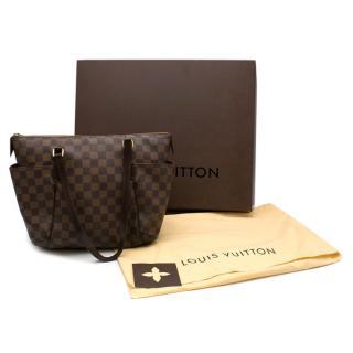 Louis Vuitton Brown Damier Ebene Totally PM Bag