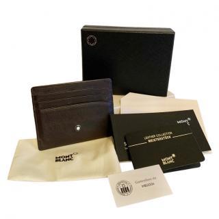 Montblanc Meisterstuck 6CC Card Holder