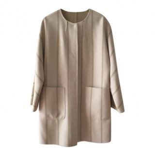 Max Mara Wool Double Faced Coat