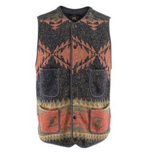 Ralph Lauren Sleeveless Knit Vest