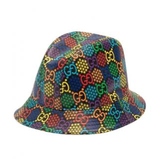 Gucci GG Psychedelic Fedora - New Season