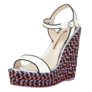 Sophia Webster Lucita Wedge Sandals
