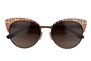 Michael Kors Cut-Out Filigree Sunglasses