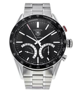 Tag Heuer Carrera CV7A12 42mm Quartz Watch