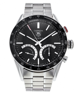 Tag Heuer Carrera CV7A12 42mm Quartz Watch