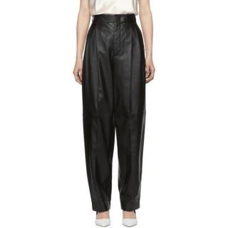 Joseph Resort Collection Linn Lambskin Trousers