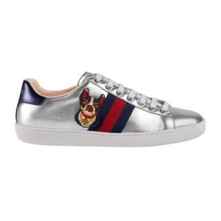 Gucci Limited Edition Ace Bosco Dog sneakers