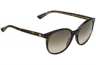 Gucci Tortoiseshell GG 3722/S Sunglasses