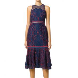 Jonathan Simkhai embroidered lace dress
