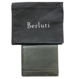 Berluti grey Gaspard bifold wallet
