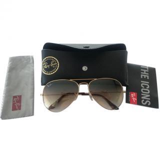 Ray Ban Icons Classic Aviator Sunglasses