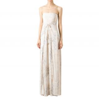 Melissa Odabash Snake Print Sian Dress