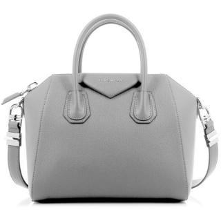 Givenchy Antigona Small Pearl Gray Bag