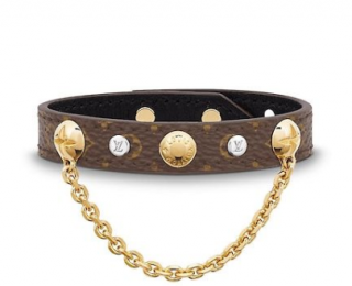 Louis Vuitton Harajuku Bracelet in Monogram Canvas