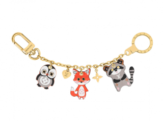 Louis Vuitton Animal Family Chain Bag Charm