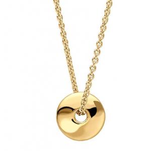 Missoma 18ct Gold Vermeil Cosmic Mini Pendant Necklace