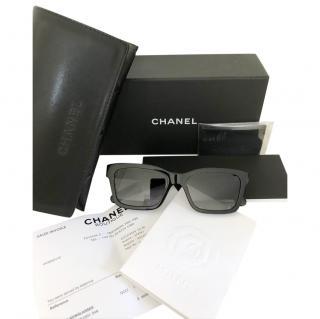 Chanel Black Square Sunglasses - New Season