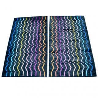 Missoni Home Zig Zag Bath Towels