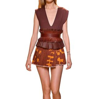 Isabel Marant Costard Kid Skirt