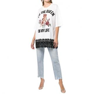 Dolce & Gabbana 'I'm The Queen Of My life' T-shirt