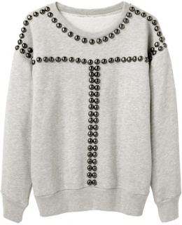 Isabel Marant Scotty Cotton Sweatshirt