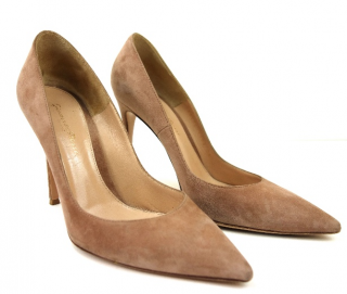 Gianvito Rossi Suede 105mm Pumps