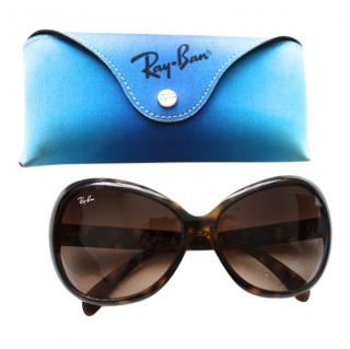 Ray Ban Tortoiseshell RB4127 Sunglasses