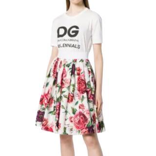 Dolce & Gabbana DG Millenials T-Shirt