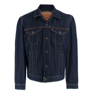 Levi's Dark Blue Denim Jacket