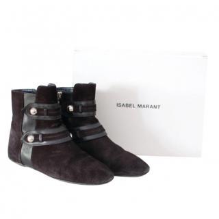 Isabel Marant Brandebourg Boots