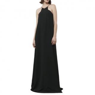 Victoria Beckham Racer Front Long Cami Dress