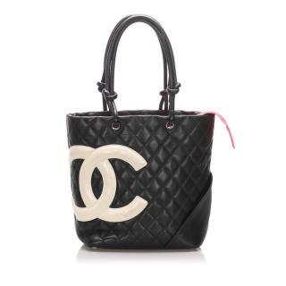 Chanel Cambon Ligne Tote Bag