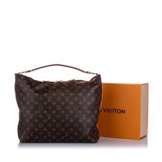 Louis Vuitton Monogram Sully MM Shoulder Bag