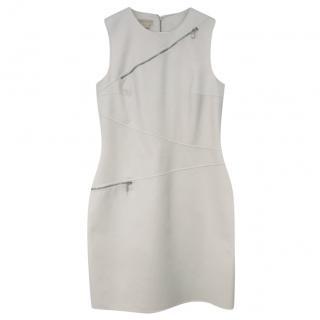 Michael Kors Zip Detail Sleeveless Dress