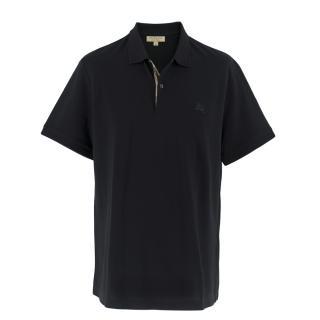Burberry Brit Short-sleeve Cotton Pique Polo Shirt