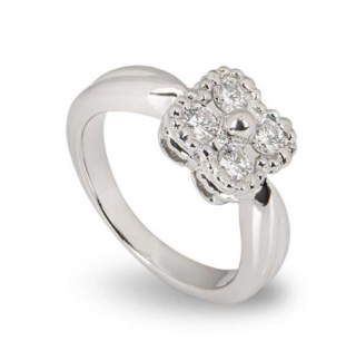 Van Cleef & Arpels Diamond Ring