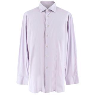 Prada Lilac Classic Button Down Shirt