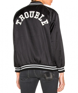 R13 Double Trouble Roadie Jacket
