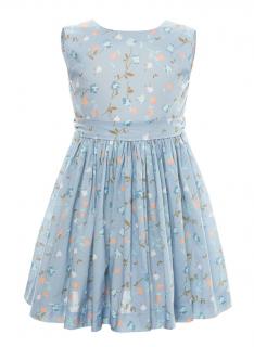 Marie-Chantal Girls Eve Exclusive Print Dress