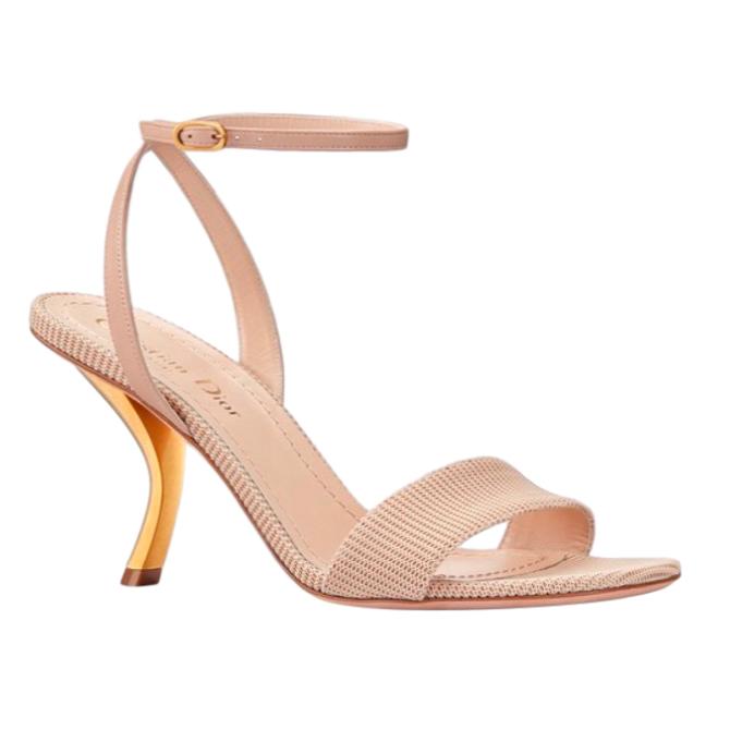 Dior Nude D-Sculpture Sandals