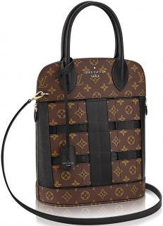 Louis Vuitton Monogram Tressage Tote Bag