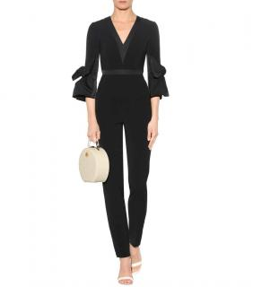 Roksanda Crepe Tailored Florent Jumpsuit