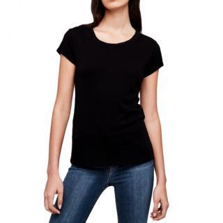 L'Agence Black Cory T-shirt