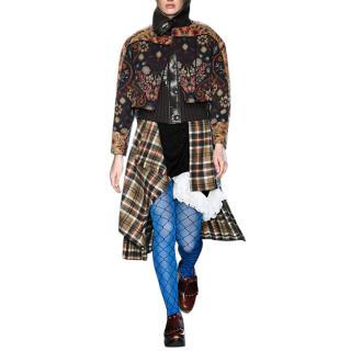 Preen Brocade Short Hera Jacket